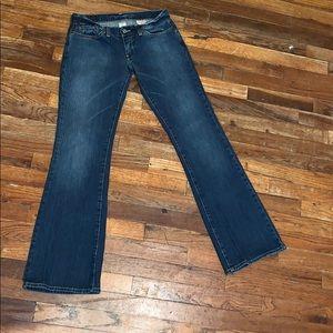 Lucky Brand fusion Jean